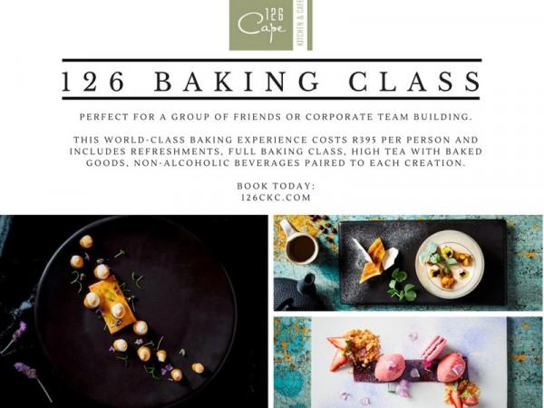 126 Cape Kitchen Baking Class