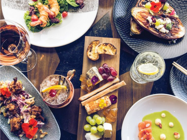 Tapas to look forward to at Rockets Brystanston. Photo supplied.