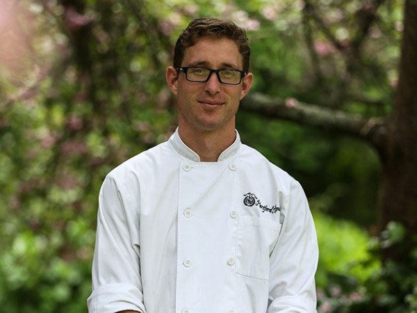 Chef Constantijn Hahndiek of Hartford House. Photo supplied.