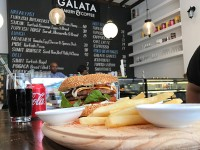 Galata Bakery and Coffee