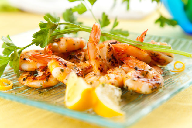 Prawns are not soon to be  assessed on a case-by-case basis by SASSI. Photo iStock.