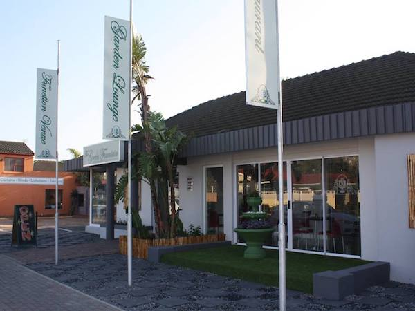 The Green Fountain Restaurant