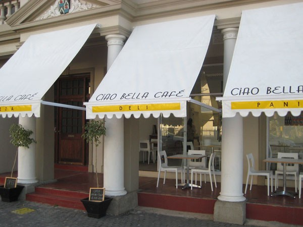 Ciao Bella Café. Photo supplied.