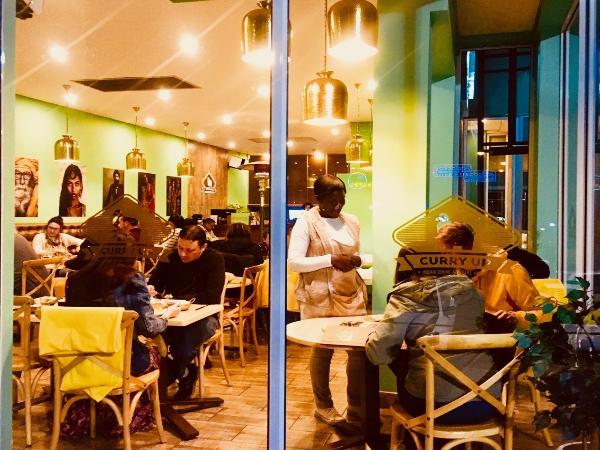 Curry Up Restaurant (Cresta Crossing Shopping Centre) - Restaurant ...