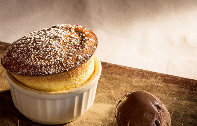 A souffle at 9th Avenue. Photo supplied.