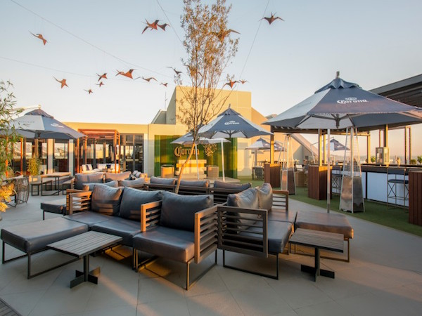 Altitude Supper Club and Champagne Garden