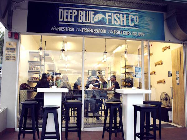 Deep Blue Fish Co.