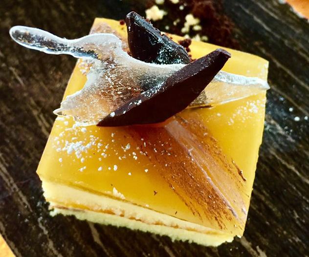 Dessert at Forti