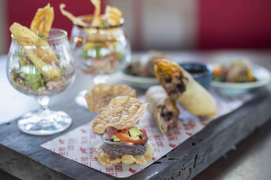 A selection of Pot Luck's fantastic tapas. Photo supplied.