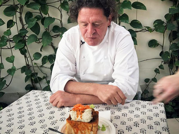 Watch: Marco Pierre White reviews classic South African dishes