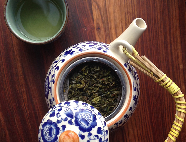 Momo Soko tea