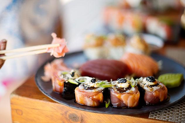 Shimmy-sushi