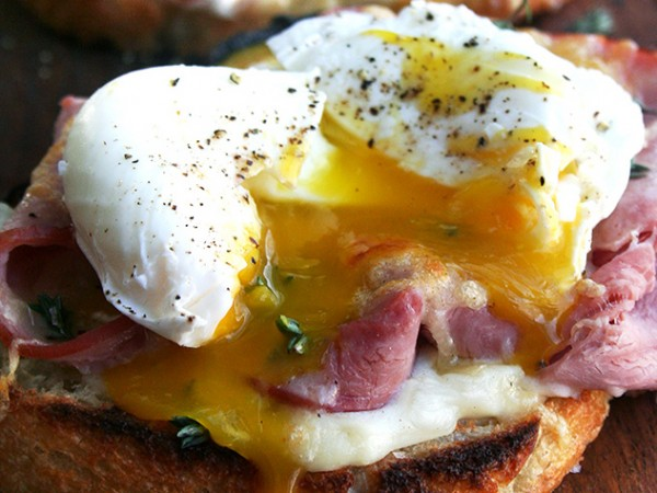 Expect eggy breakfasts at Brunch in Braamfontein. Photo supplied.