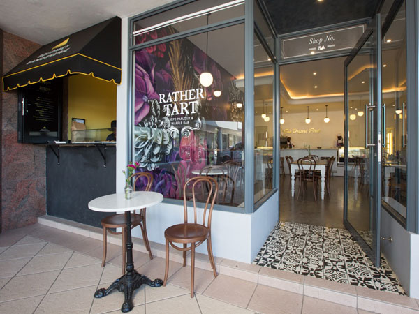 Sandton gets pretty new crêpe and waffle bar, Rather Tart