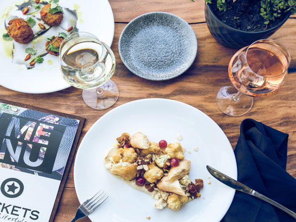 Partner content: Over 30 tapas to taste at Rockets in Bryanston
