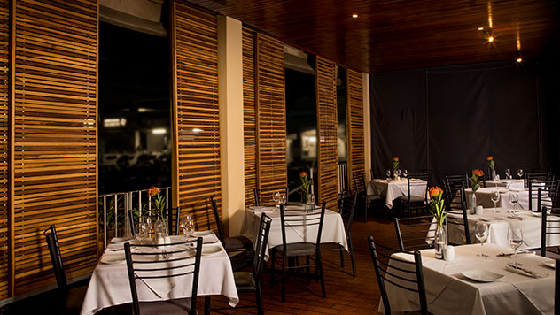 Review why 9th avenue bistro is still a durban must visit for The terrace bar and food