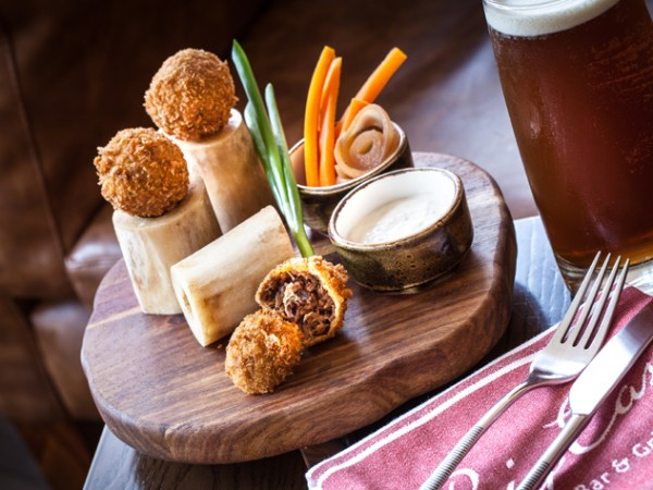A board of tapas-style eats at The Big Easy. Photo supplied.