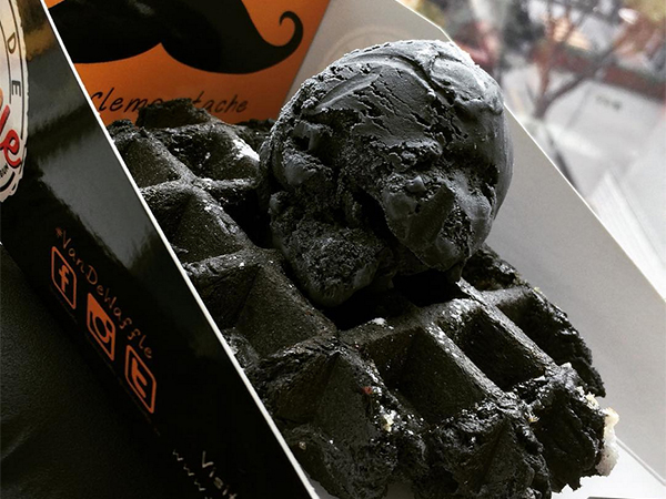 Black food trends hits Joburg in the form of a Belgian waffle