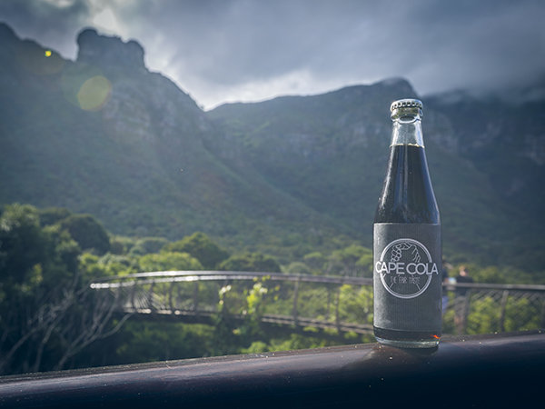 New cola made in Cape Town promises to quench your thirst – and conscience