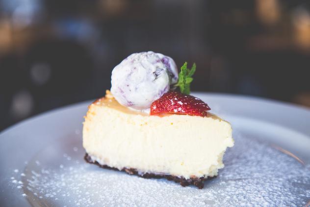 Cheesecake at Unity_Shirley Berko