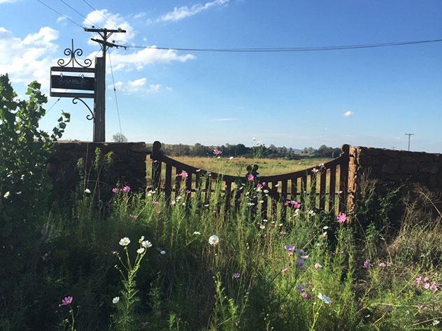 The Brightside Farm in the Magaliesburg. Photo supplied.