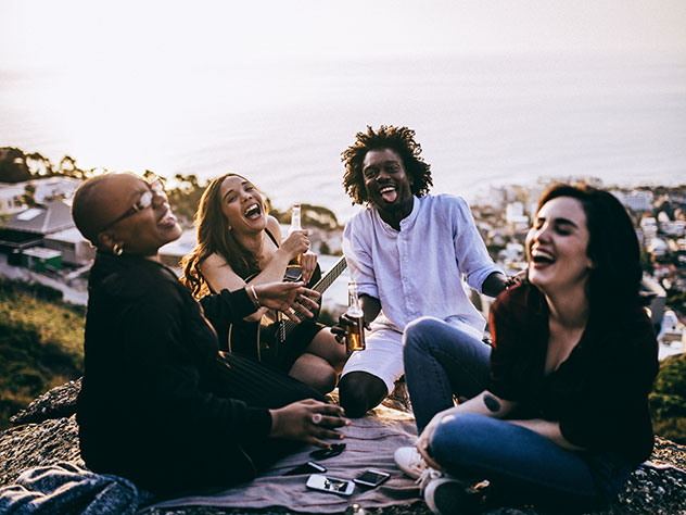 It's experiences, not possessions, which millennials are spending their cash on. And that's actually good news for restaurants. Photo: iStock.
