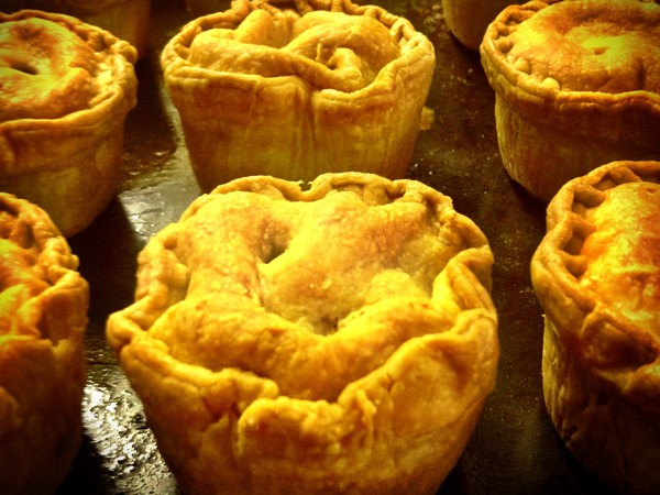 Pork pies from Pasticcio Gourmet Bakery. Photo supplied.
