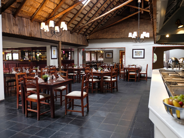 Our Valley Restaurant at Faircity Hotel