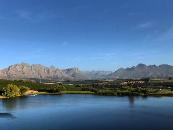 Review: Gin, pizzas and perfect views at Sansibar in Stellenbosch
