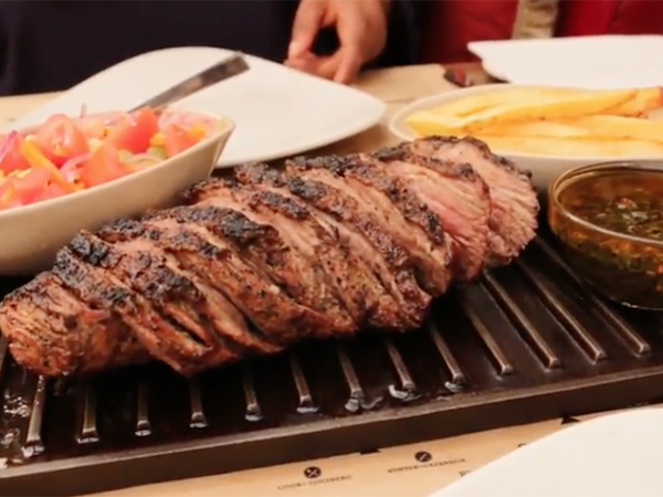 Watch: In search of Cape Town's best steak with Zola Nene