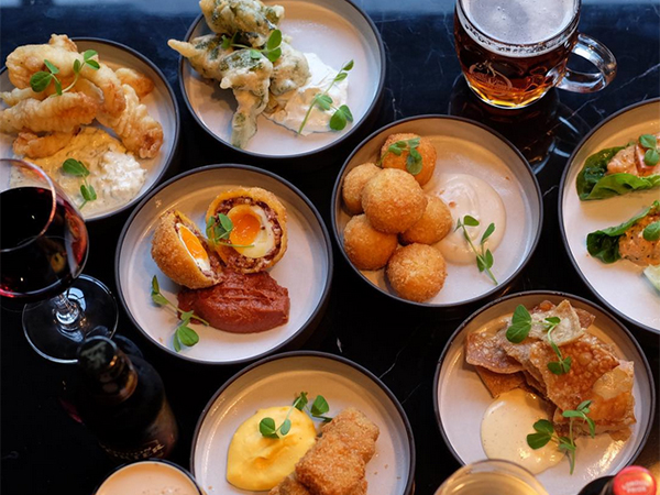 Review: Scotch eggs and scratchings do the Brits proud at The Crazy Horse gastro pub in Cape Town