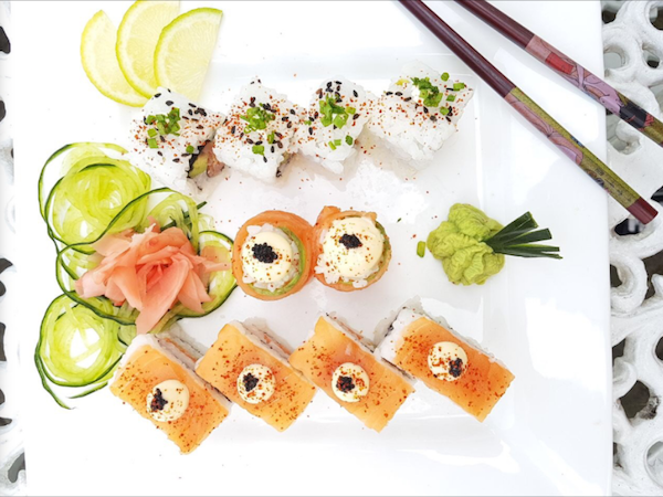 YOSHI SUSHI AND CATERING