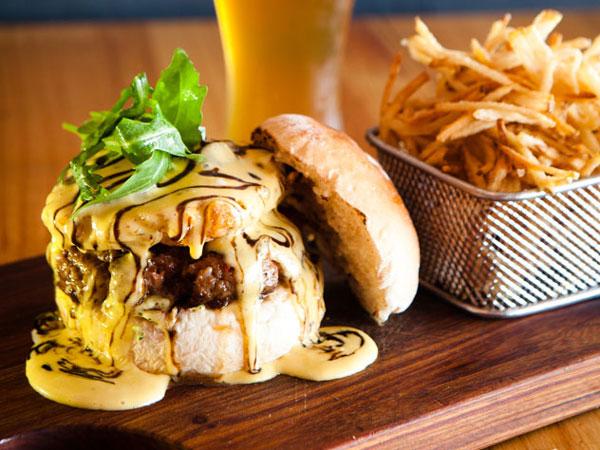 SA's cheesiest burgers