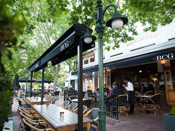 BCG (Bootlegger Cafe & Grill)