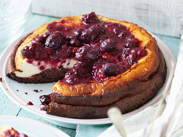 Banting-cheesecake