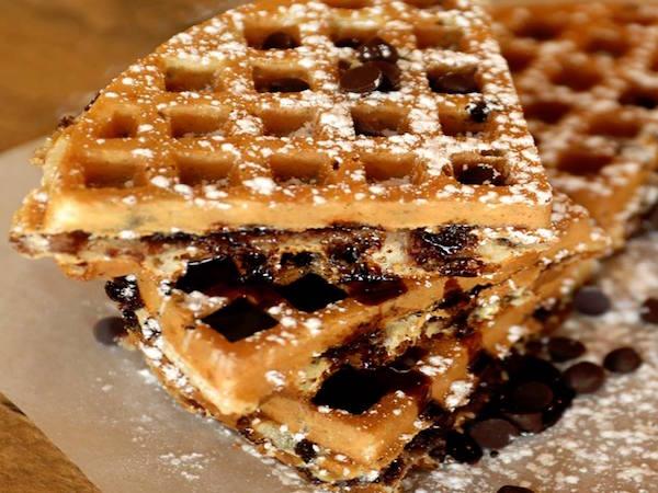 Sticky Waffle