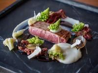 Steak dish at NCW in Melville, Johannesburg.