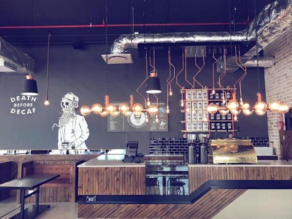 Shift Espresso Bar (Waterway House)