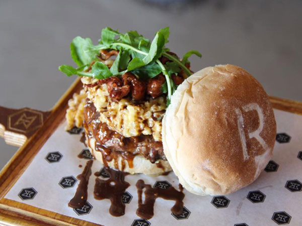 5 over-the-top burgers in Durban