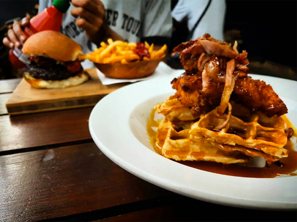 5 great places for fried chicken waffles in SA