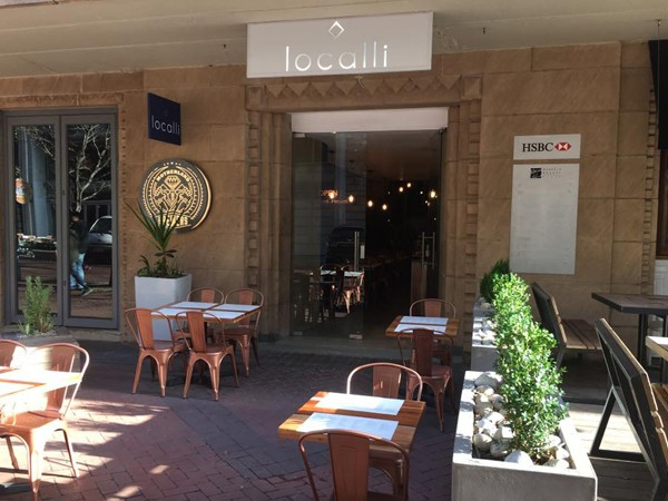 The entrance to Localli. Photo supplied.