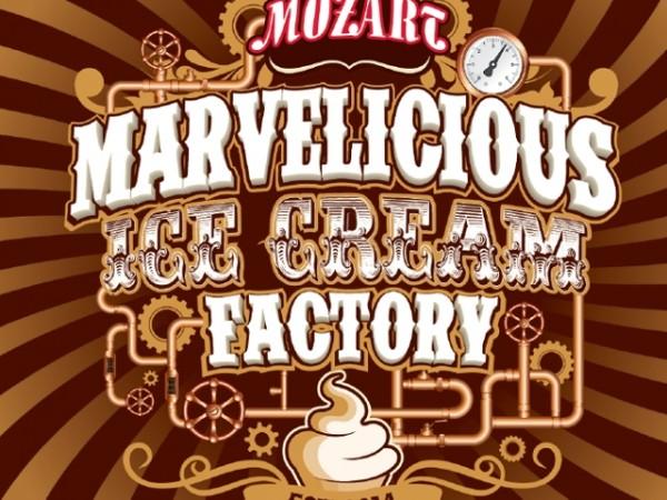 Mozart Marvelicious Ice Cream Factory