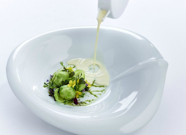 The soup du jour dish by Chantel Dartnall. Photo supplied.