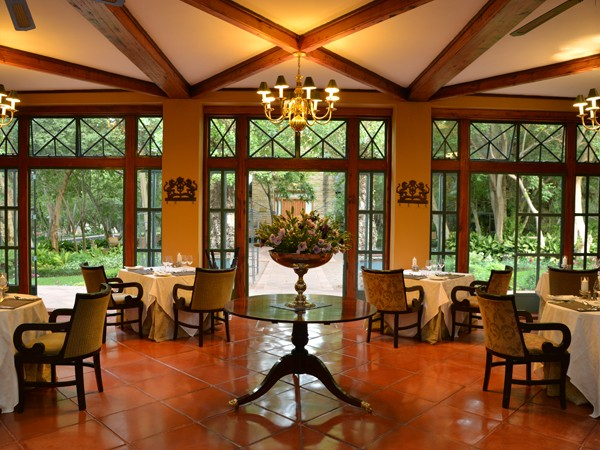 The beautiful setting at De Hoek Country Hotel. Photo supplied.