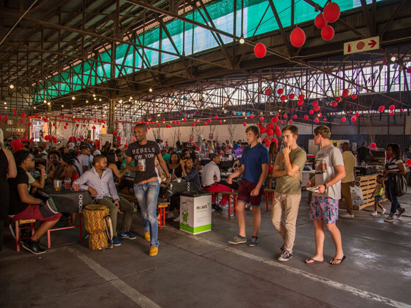 9 must-try food markets in Pretoria