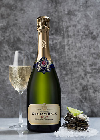Graham Beck will be sponsoring this brand new award for chefs to nominate their peers. Photo supplied.
