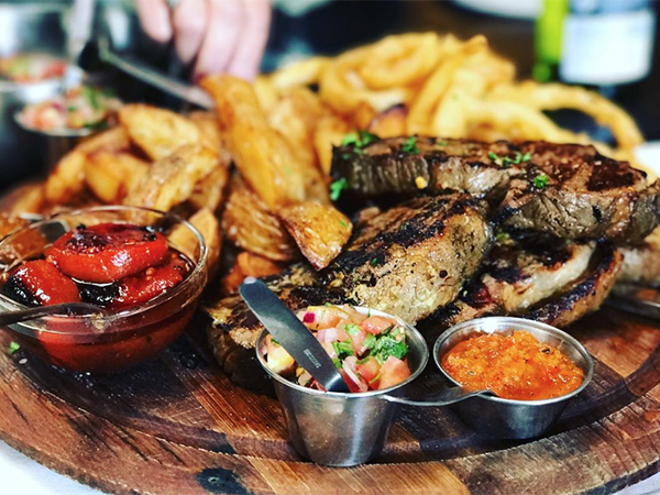 Unbeatable all-you-can-eat buffets in Joburg