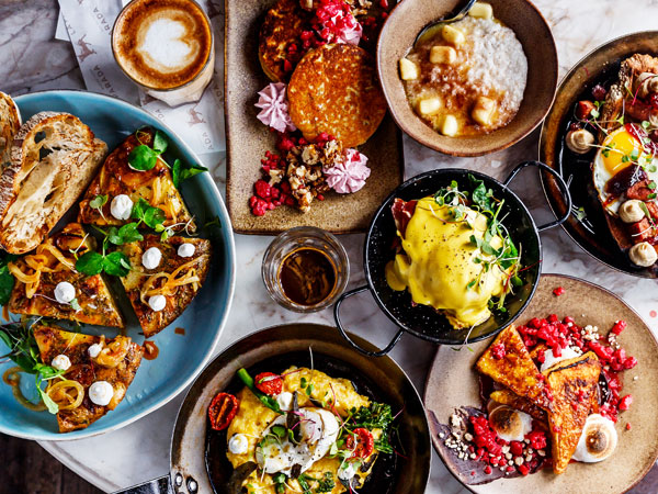 Best of the brunch: Lazy late breakfast spots around SA