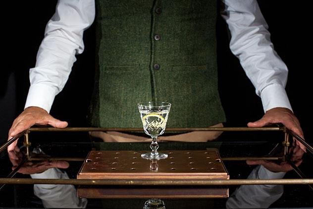 Martini, anyone? Photo supplied.