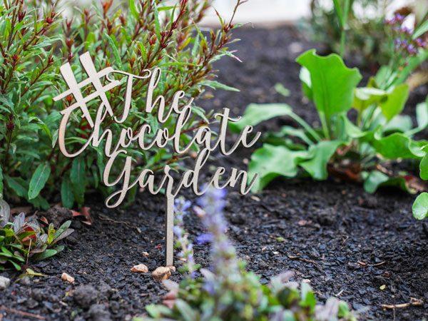 the chocolate garden in canelands photo supplied - Chocolate Garden